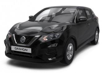 Nissan Qashqai в Москве