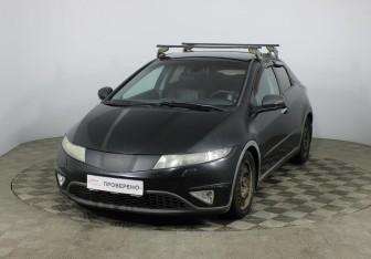 Honda Civic Hatchback в Москве