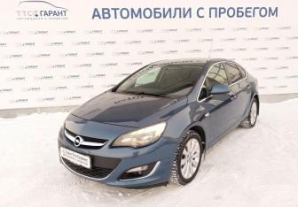 Opel Astra Sedan в Ижевске
