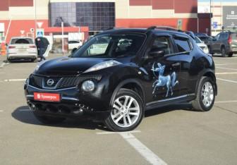 Nissan Juke в Краснодаре