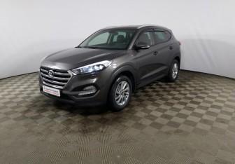Hyundai Tucson в Уфе