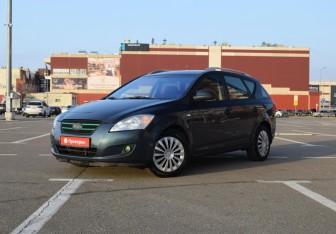 Kia Ceed Wagon в Краснодаре