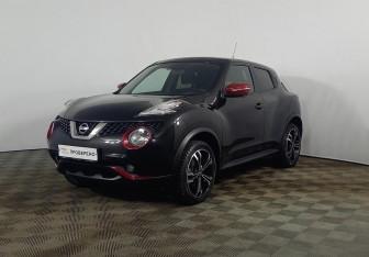 Nissan Juke Nismo в Санкт-Петербурге