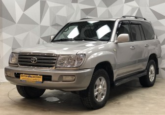 Toyota Land Cruiser Suv в Кирове