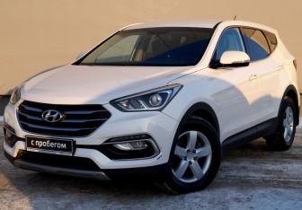 Hyundai Santa Fe в Самаре