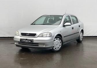 Opel Astra Hatchback в Дмитрове