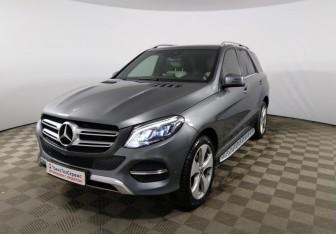 Mercedes-Benz GLE в Уфе