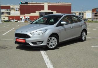Ford Focus Hatchback в Краснодаре