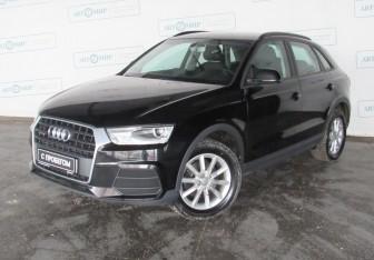 Audi Q3 в Москве