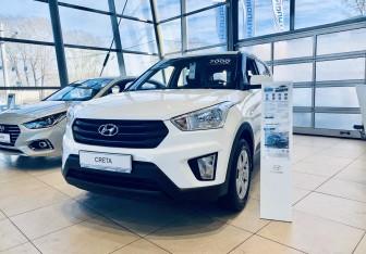 Hyundai Creta в Новокузнецке
