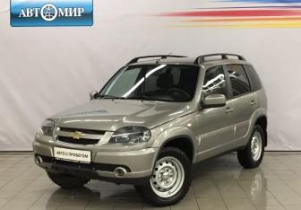 Chevrolet Niva в Ярославле