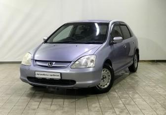 Honda Civic Hatchback в Новосибирске