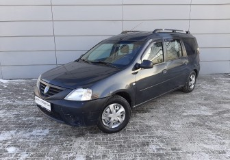 Dacia Logan Wagon в Екатеринбурге