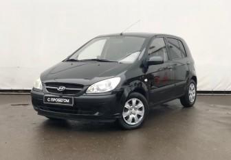 Hyundai Getz в Дмитрове