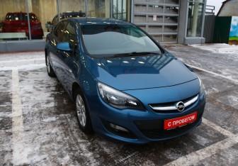 Opel Astra Sedan в Иваново