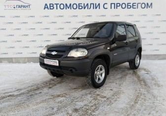 Chevrolet Niva в Ижевске