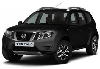 Nissan Terrano в Москве