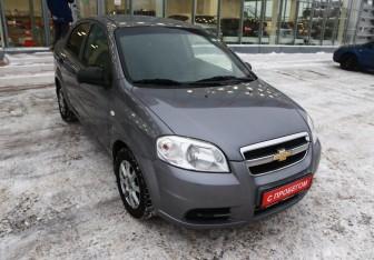 Chevrolet Aveo Sedan в Иваново