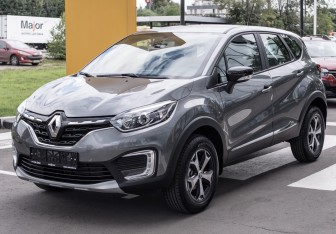 Renault Kaptur в Сургуте