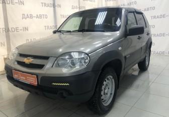 Chevrolet Niva в Перми