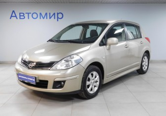 Nissan Tiida Hatchback в Байкальске