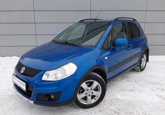 Suzuki SX4 Hatchback в Екатеринбурге