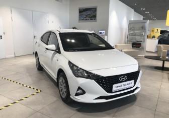 Hyundai Solaris Sedan в Брянске