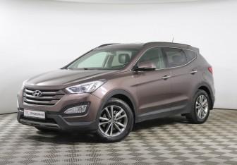 Hyundai Santa Fe в Москве