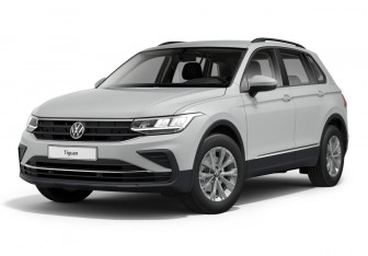 Volkswagen Tiguan в Москве