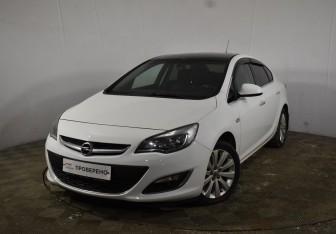 Opel Astra Sedan в Санкт-Петербурге