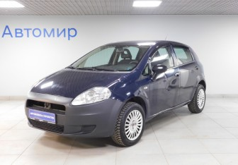 Fiat Punto Hatchback в Байкальске
