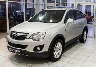 Opel Antara в Нижнем Новгороде