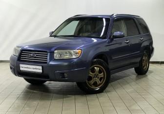 Subaru Forester Suv в Новосибирске