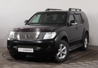 Nissan Pathfinder в Санкт-Петербурге
