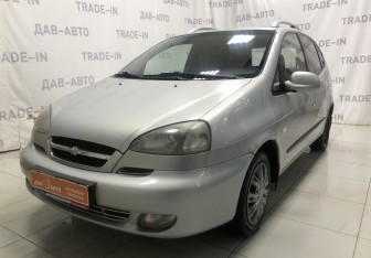 Chevrolet Rezzo в Перми