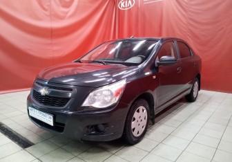 Chevrolet Cobalt Sedan в Санкт-Петербурге