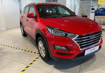 Hyundai Tucson в Воронеже