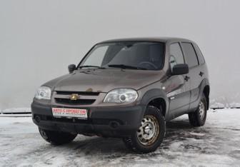 Chevrolet Niva в Дмитрове