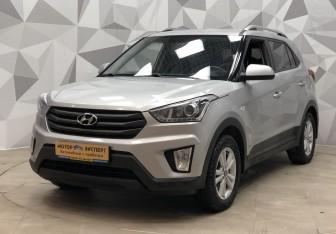 Hyundai Creta в Кирове
