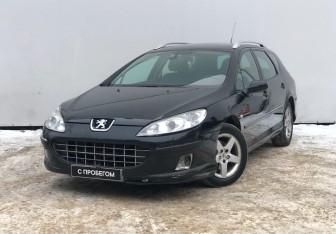 Peugeot 407 Wagon в Дмитрове