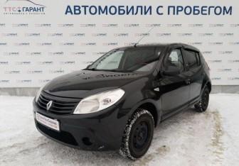 Renault Sandero в Ижевске