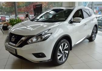 Nissan Murano Suv в Архангельске