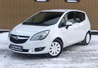Opel Meriva в Москве