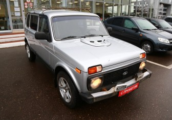 LADA (ВАЗ) 2131 (4x4) в Иваново