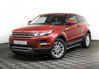 Land Rover Range Rover Evoque в Москве