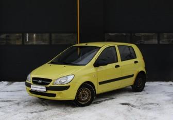 Hyundai Getz в Москве