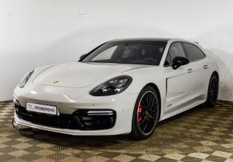 Porsche Panamera Wagon в Москве