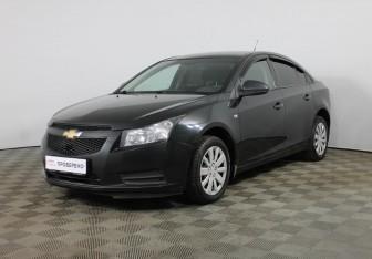 Chevrolet Cruze Sedan в Санкт-Петербурге