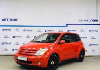 Toyota Ist в Новосибирске