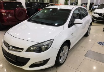 Opel Astra Hatchback в Нижнем Новгороде